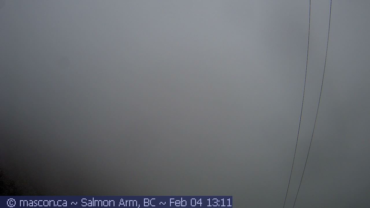 Bastion Mountain Web Cam