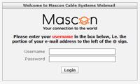 Cablelan Webmail