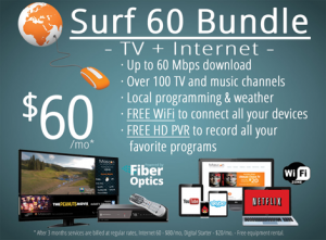 Surf 60 Bundle