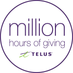 million hours of giving - TELUS