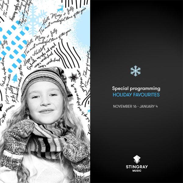 Stingray Holiday Music